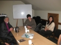 Tikšanās ar Rojas sociālā dienesta darbiniekiem